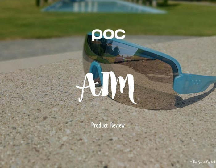 POC aims for clarity with the AIM sunglasses