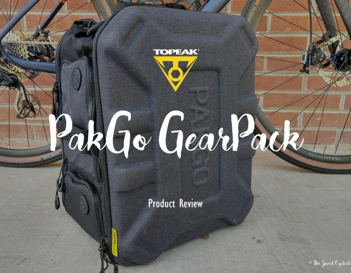 Stay organized with the PakGo GearPack