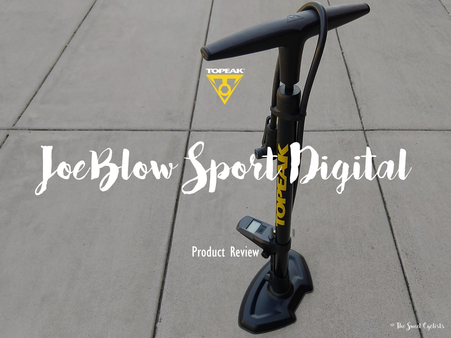 The JoeBlow Sport goes Digital!