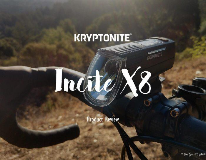 Incite X8, Kryptonite's Brightest headlight