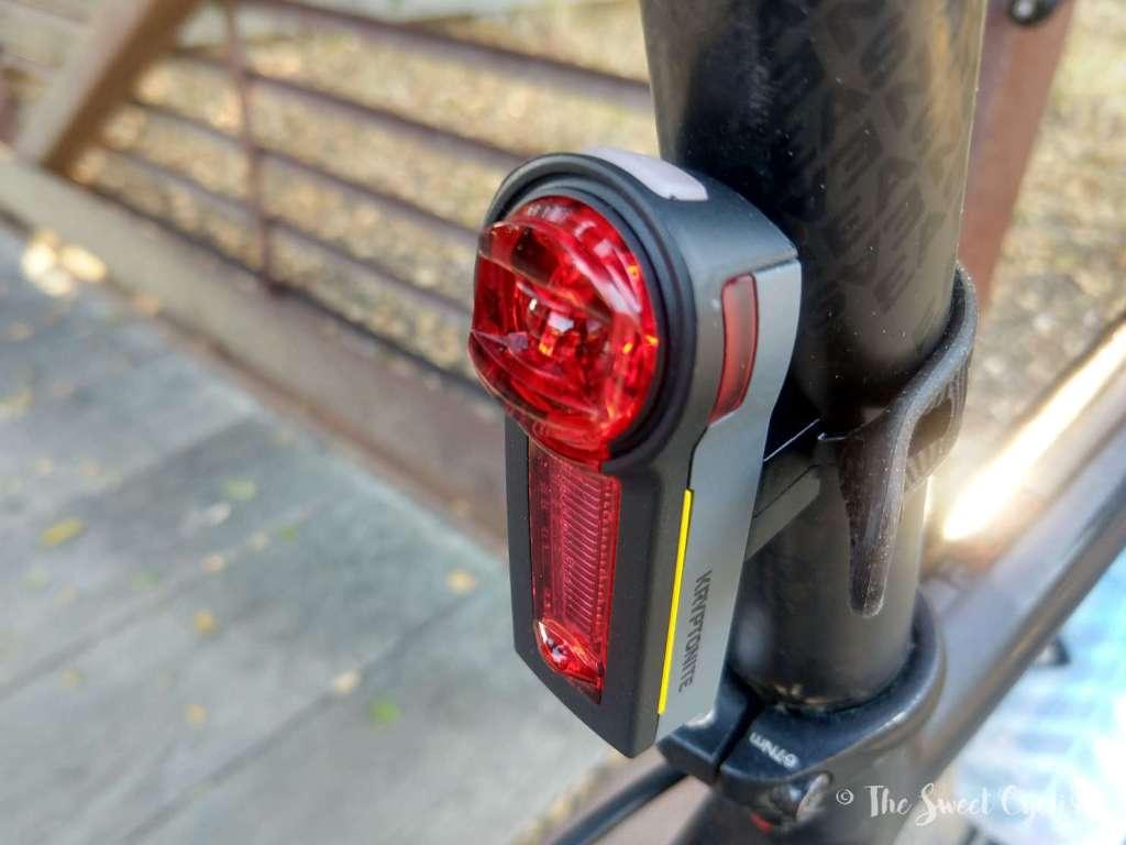 Kryptonite Incite XBR Tail Light - LED