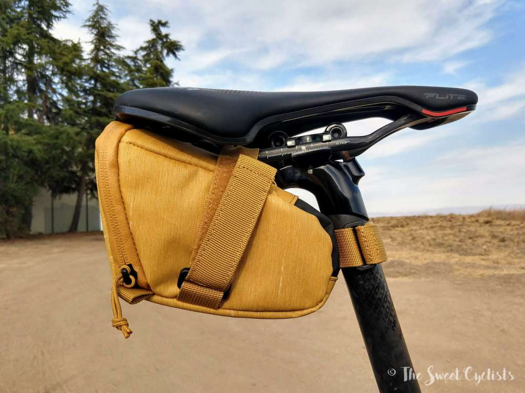 Evoc Seat Bag Tour Saddlebag - profile