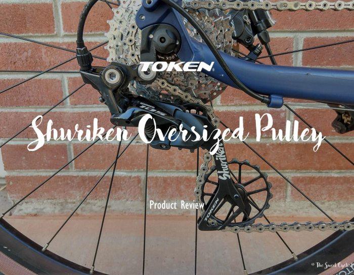 Embrace your inner ninja with the Token Shuriken Oversized Pulley