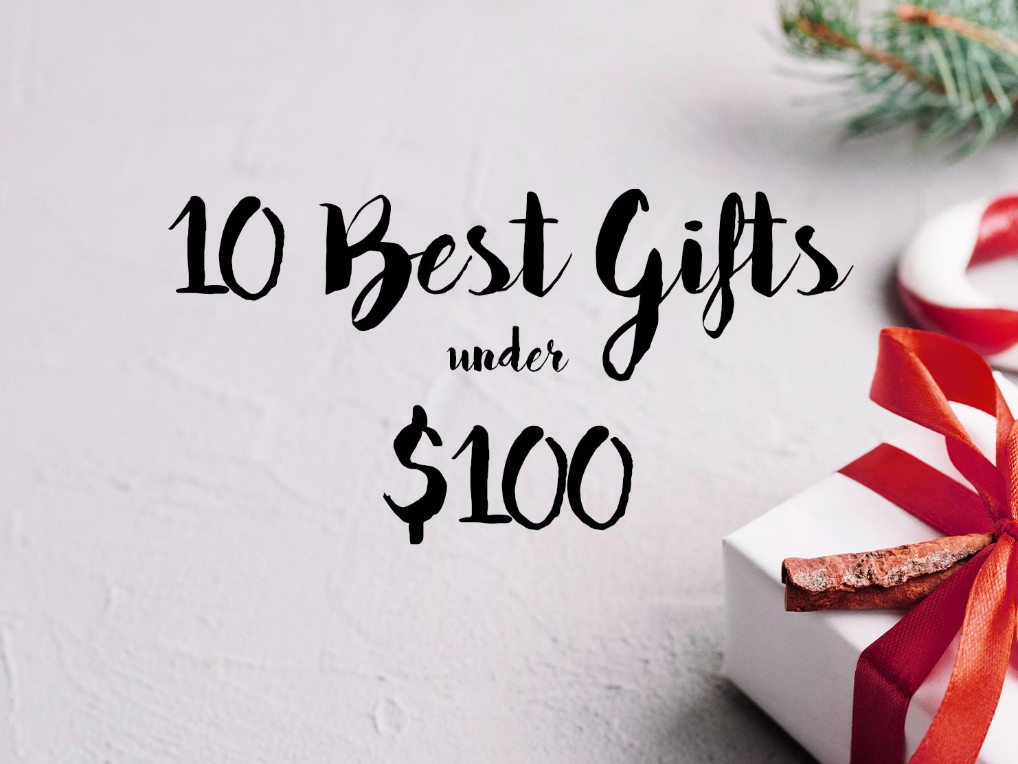 10 gifts for Cyclists under $100