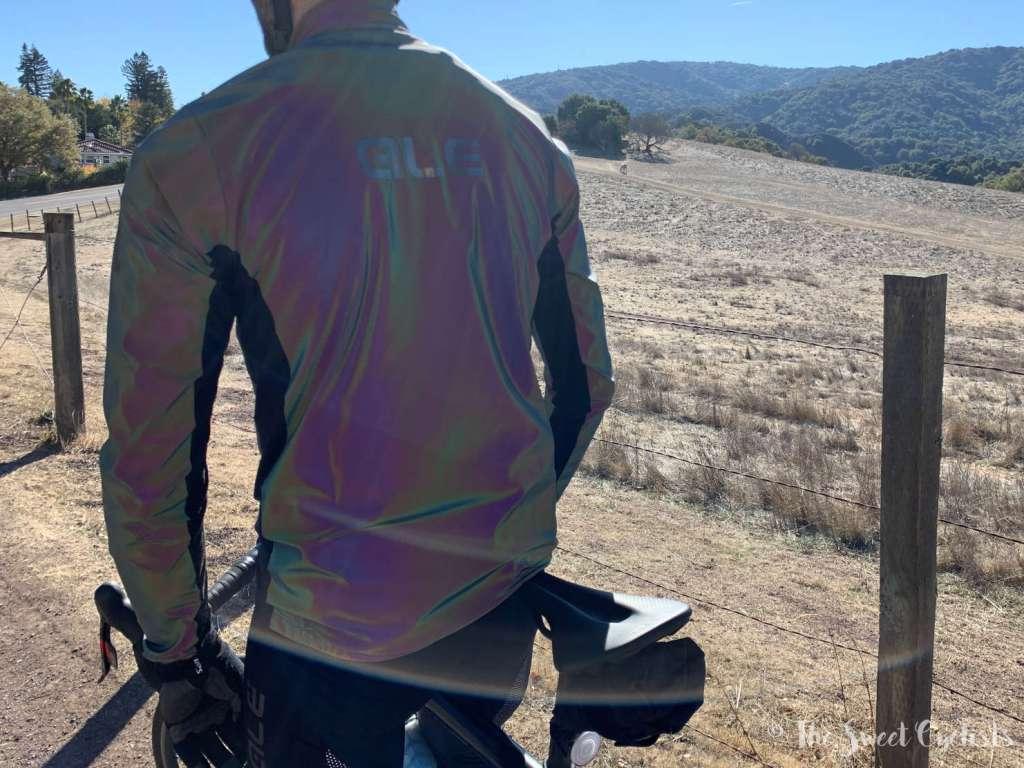 Ale Klimatik - Iridescent Reflective Jacket