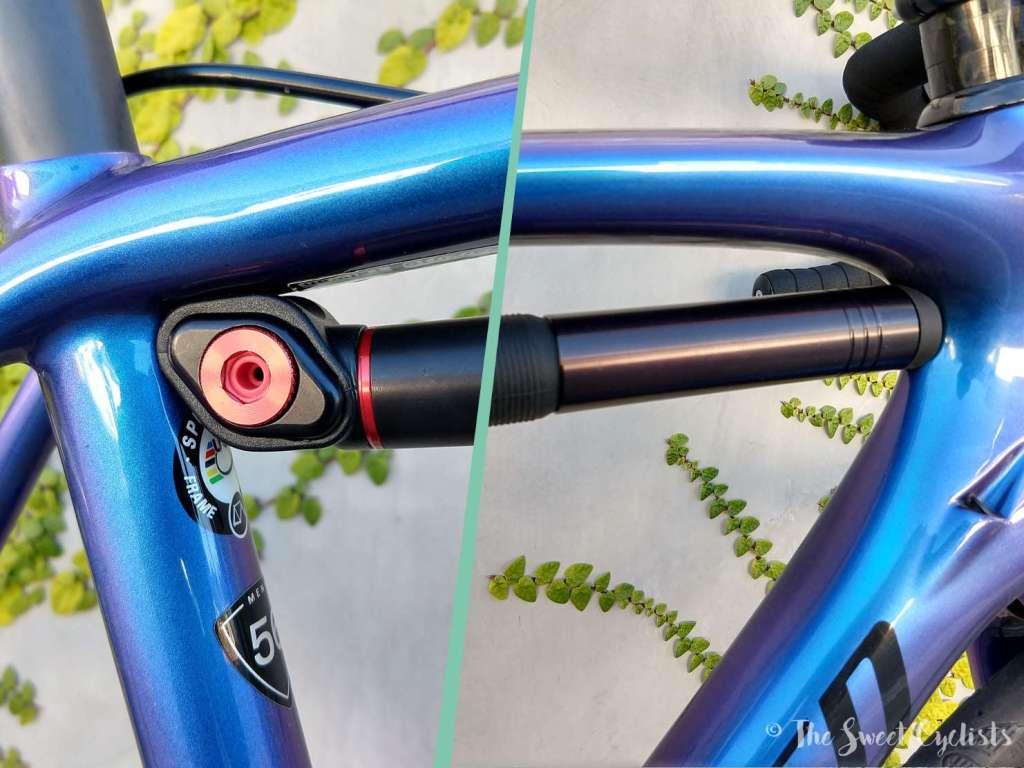 Silca Impero Ultimate Frame Pump - Attachments
