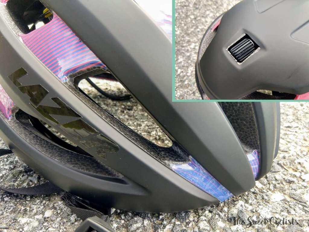 Lazer Sphere MIPS - Rear