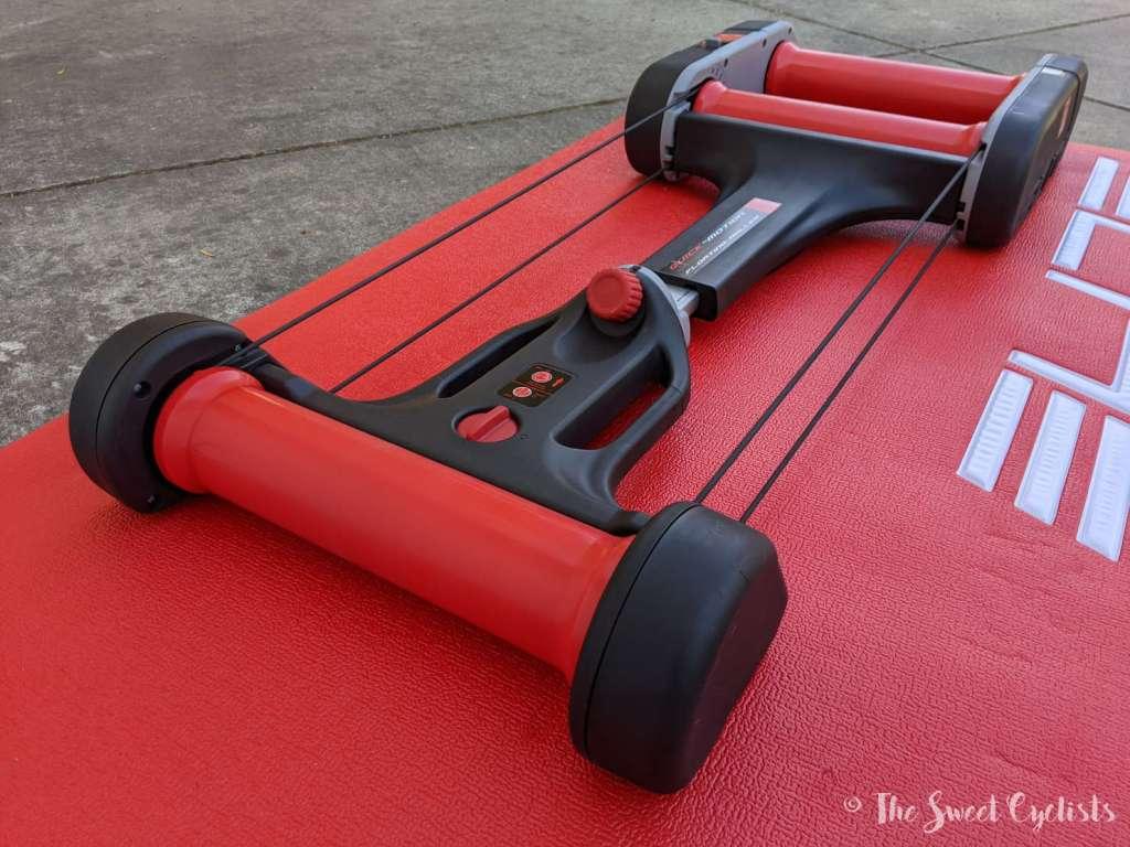 Elite Quick-Motion Roller Design
