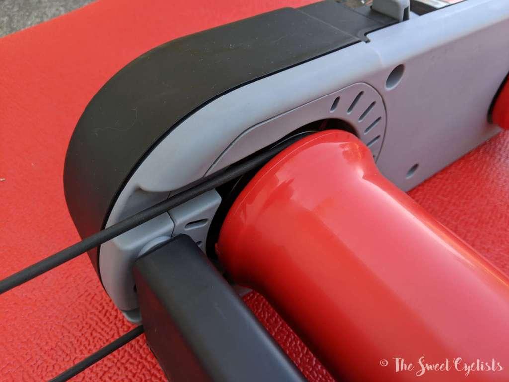 Elite Quick-Motion Roller Belts