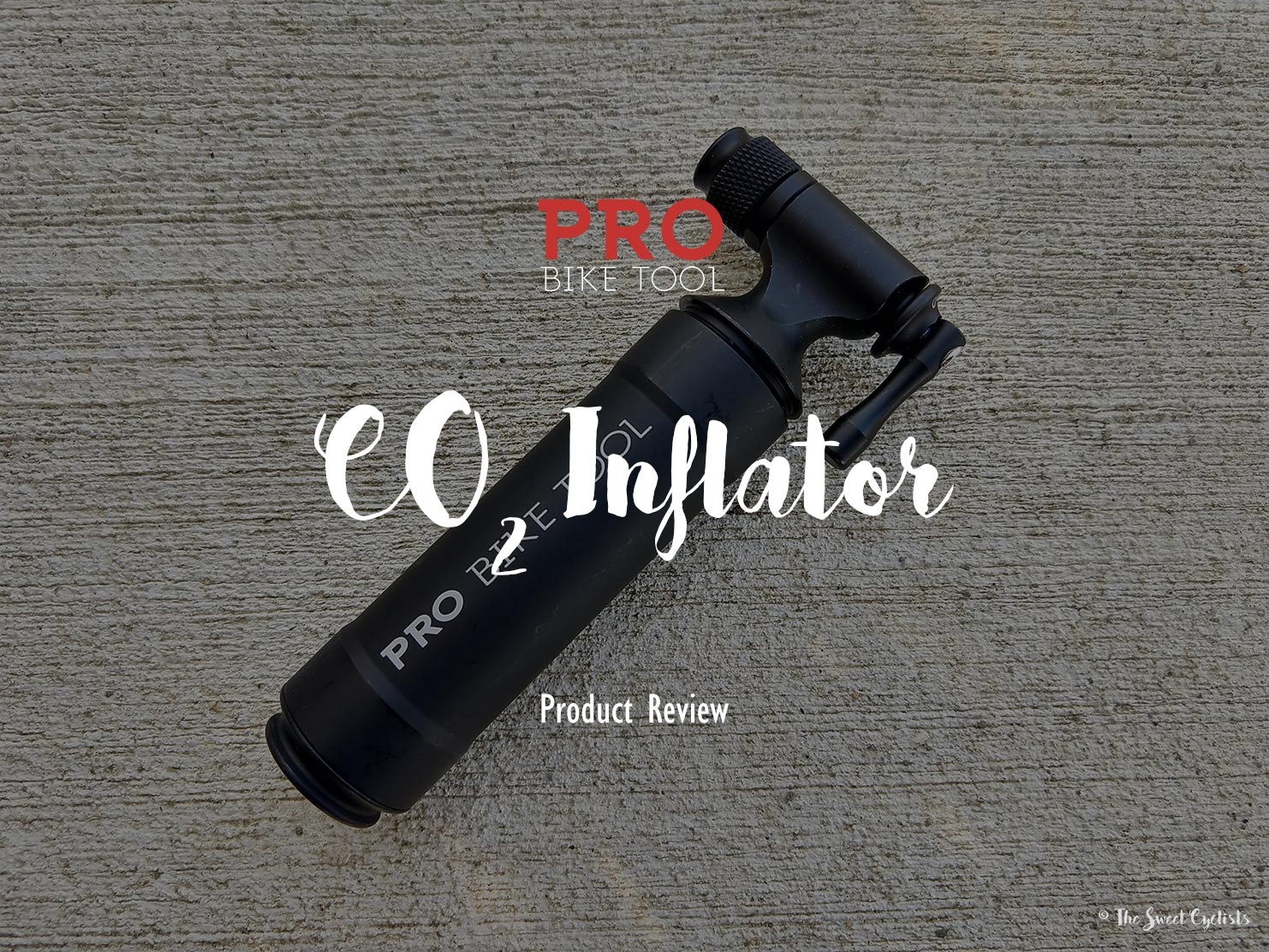A compact CO2 inflator