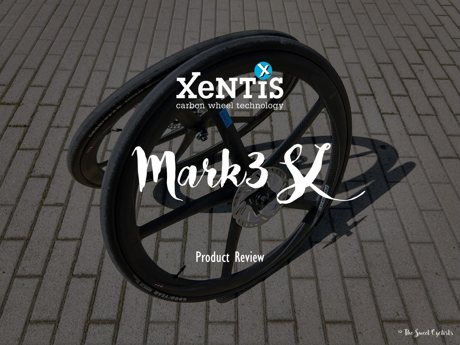 XeNTiS 'Super Light' Mark3 Wheelset