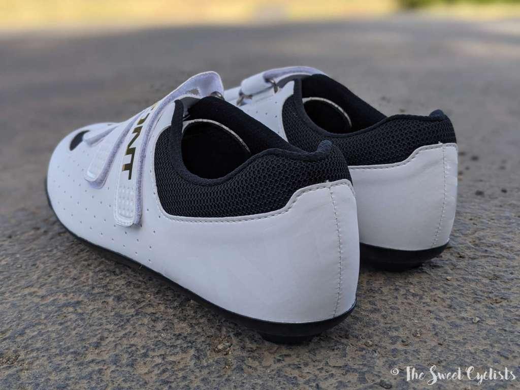 Bont Cycling Motion Shoes - Rear