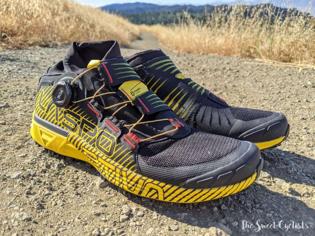 La Sportiva Cyklon Trail Running Shoes - Front