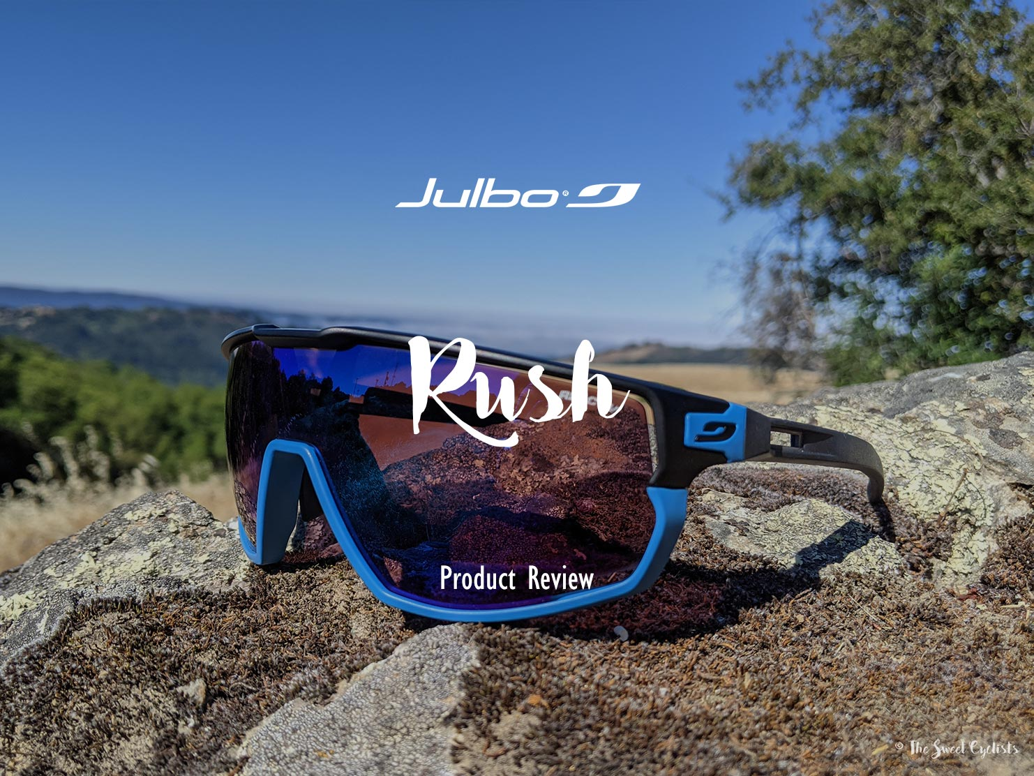 Julbo's oversized and reactive sunglasses