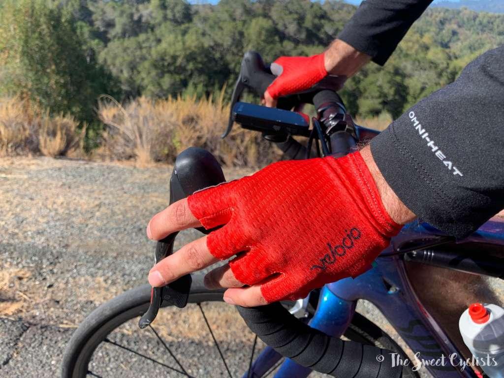 Velocio Ultralight Gloves - Closeup