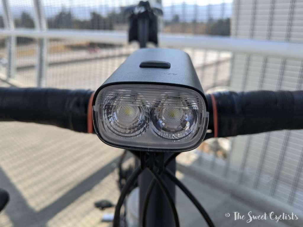 Magicshine RN 3000 Front Headlight - LEDs