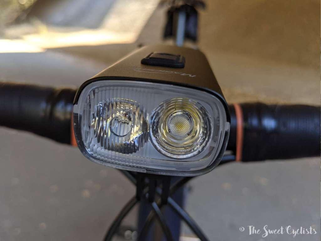 Magicshine Ray 2600 Headlight - Lens