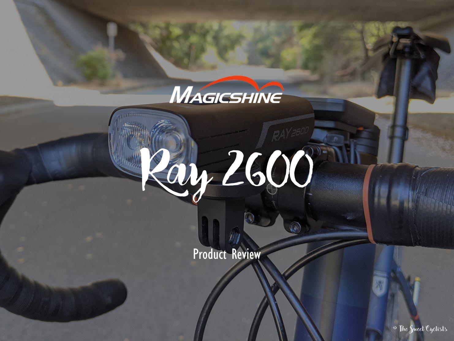 Magicshine's smartest bike headlight