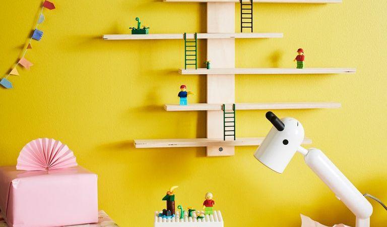 IKEA Y LEGO CREAN BYGGLEK