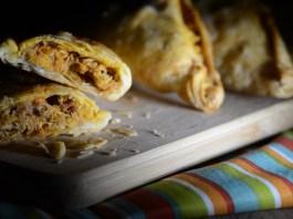 Making Patties, Empanadas and Jamaican Patties