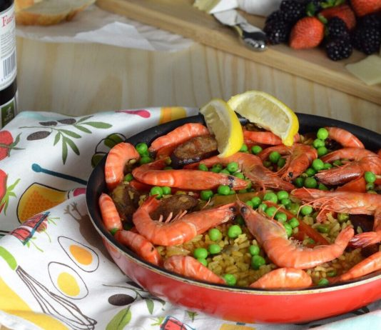 paella style