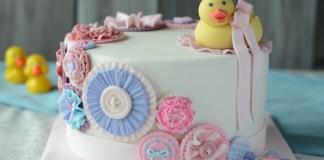 Rubber Ducky Cake Cake Post
