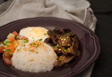Tapsilog recipe