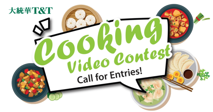 cooking video contest