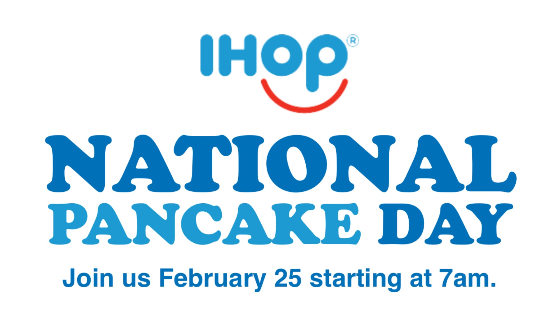 Happy Pancake Day Free Pancakes For Everyone On Tuesday February 25