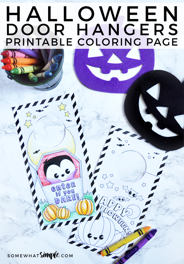Halloween-Door-Hangers-Coloring-Page
