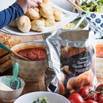 Host An Awesome Dinner Party With A Make Your Own Pasta Bar The Sweetest Occasion