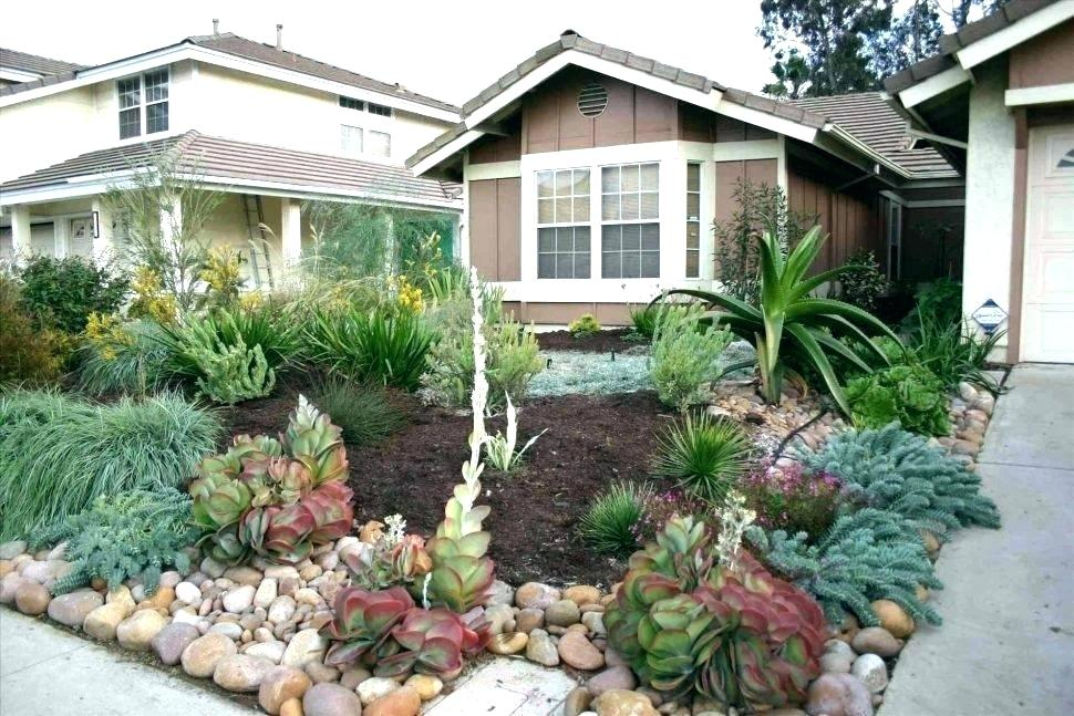 15 Awesome Front Yard Landscaping Ideas on Backyard Landscaping Ideas No Grass  id=79310