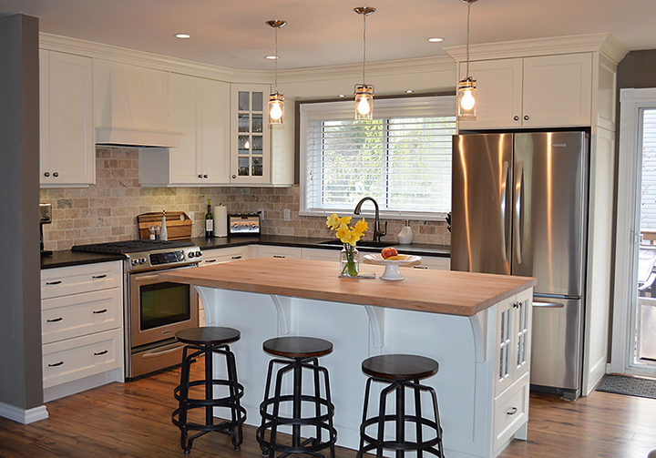 30 Best Small Kitchen Ideas You'll Wish You Tried Sooner on Small Kitchen Renovation Ideas  id=26484
