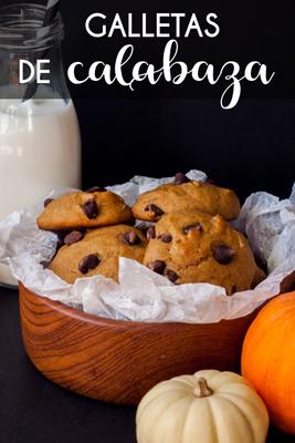 Si buscas un postre perfecto para el otoño, estas Galletas de Calabaza con Chispas de Chocolate son una deliciosa opción. Suaves, esponjosas y con un sabor a especias exquisito