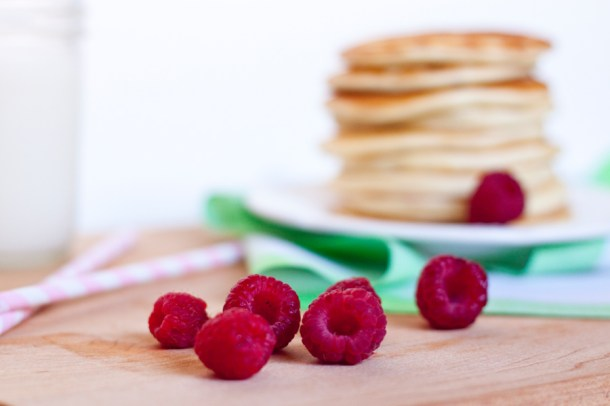 Raspberry Pancakes (1)