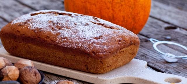 Pan de Zucchini y Calabaza