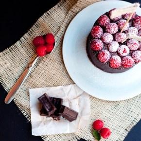 MINI CAKE DE CHOCOLATE