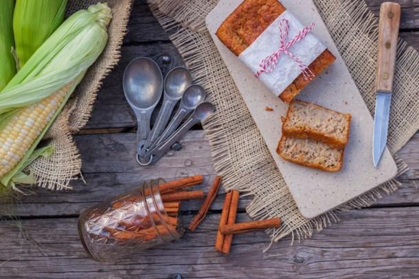 Pan de Elote-Corn Bread