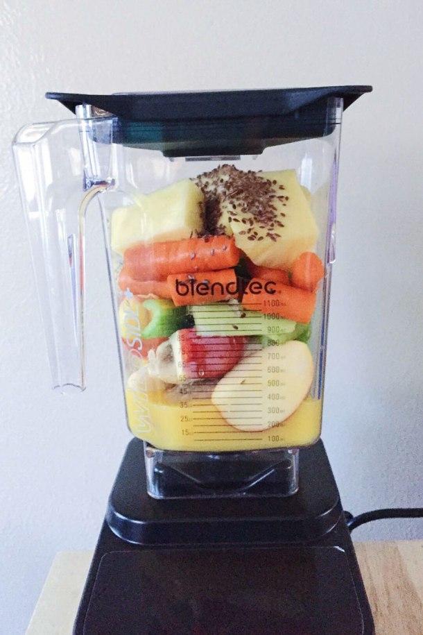 licuadora para smoothies