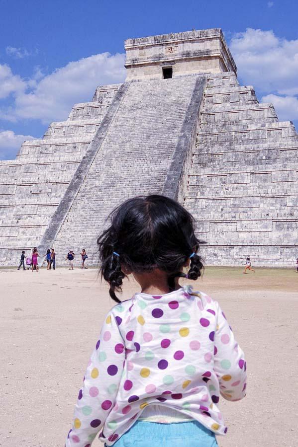 Visita a Chichen Itza, Yucatan, Mexico