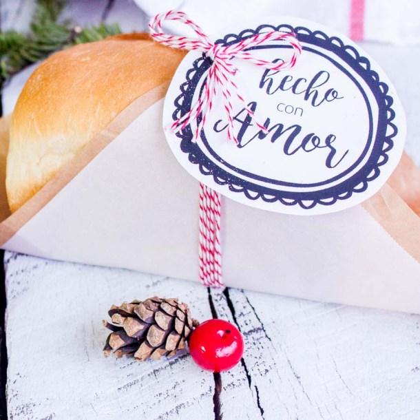 Etiquetas de Regalo Gratis para Navidad