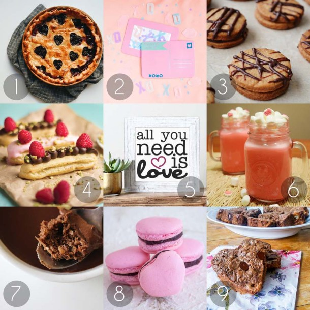 9 ideas fáciles para tener un #DulceSanValentín