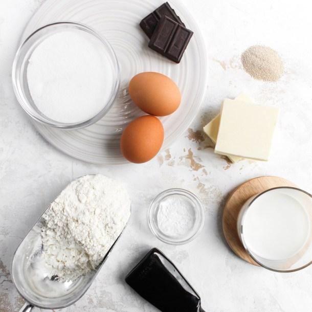 Baking Pantry Ingredients