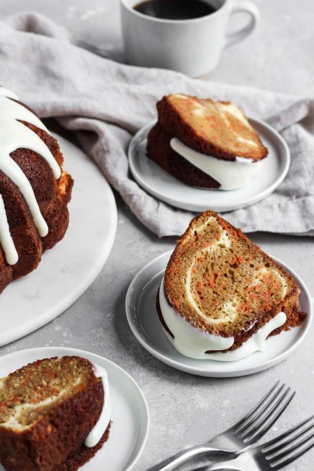 Carrot Bundt Cake-3