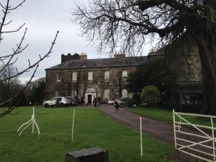 Ballymaloe House. The Irish Country House retreat established by Myrtle Allen
