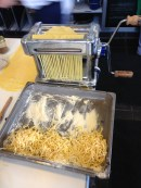 Rolling noodles