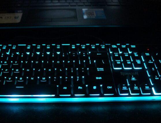 Redradon Gaming Keyboard