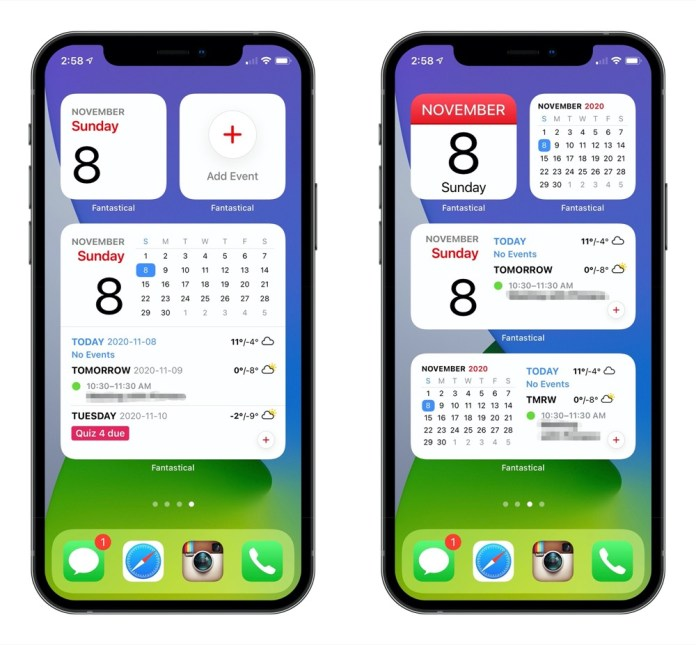 The Best Iphone Home Screen Widgets For Ios 14 The Sweet Setup