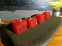 Watermelon with Sea Salt