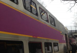 Breaking news: pedestrian struck & killed by commuter rail ...